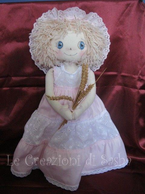 Le Creazioni di Sasha: bambole di pezza