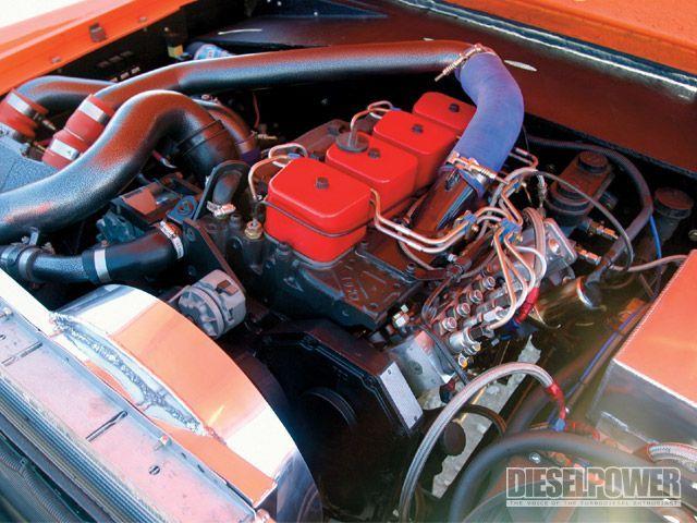 cummins Diesel Engine Swap cummins 4bt