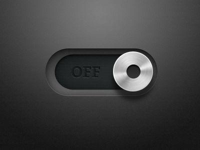 Slide Button
