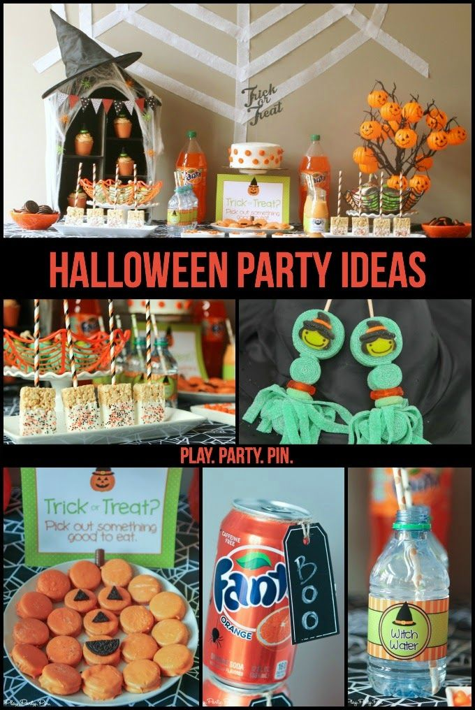 great halloween party ideas for toddlers - Toddler Halloween Craft Ideas