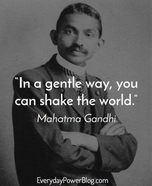 Famous Gandhi Quotes: 17 Best Mahatma Gandhi Quotes On Pinterest