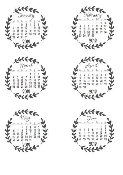 Best 25+ Calendar 2018 ideas on Pinterest | 2018 printable ...