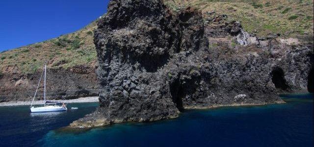 Alicudi and Filicudi islands