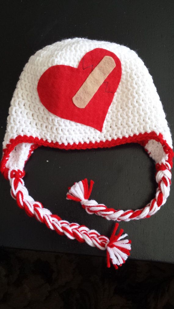Happy CHD awareness week!  This hat is perfect for the amazing heart warrior in your life.