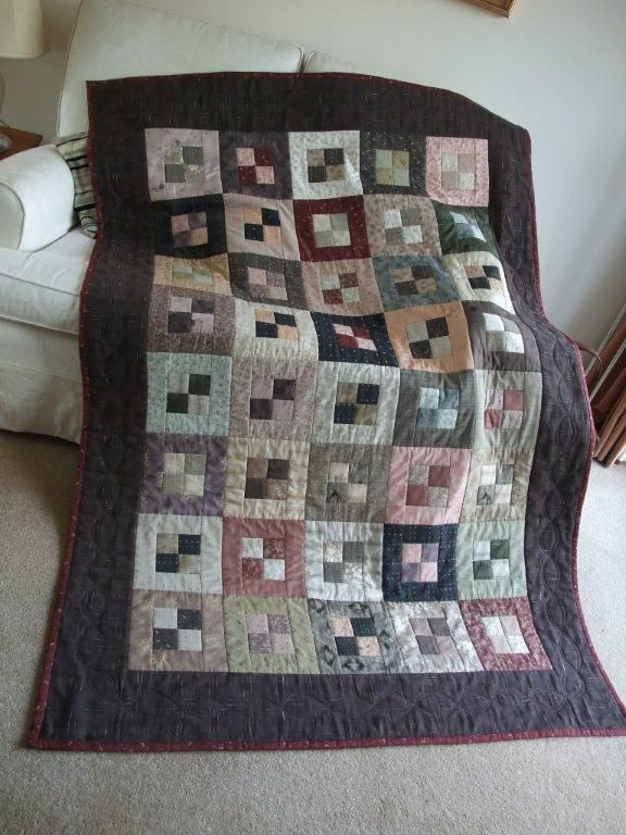 Jelly Roll Quilt   Hulu yarn and fabric shop
