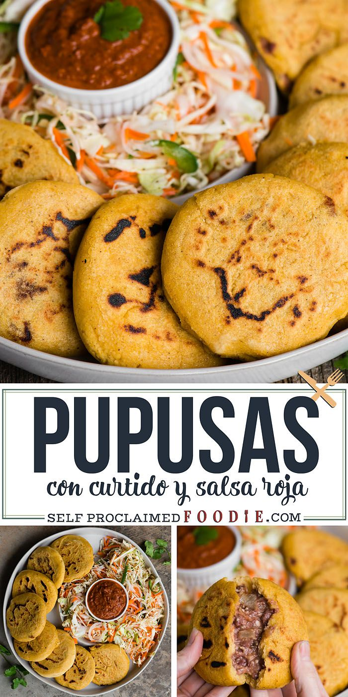 Pupusas Are An Easy Recipe To Make At Home These Homemade