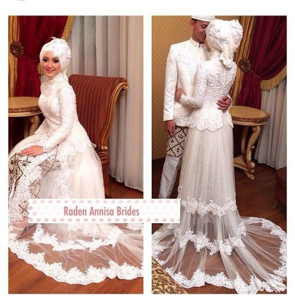 #hijab #wedding #style #make up #brides