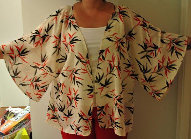 21 best KIMONO images on Pinterest | Kimono cardigan, Kimono coat ...