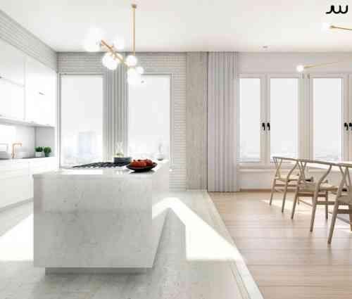 Maison luxe intérieurs design chic et raffinés