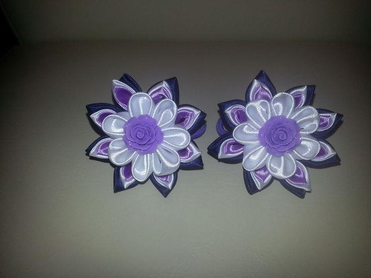 Purple & white :)