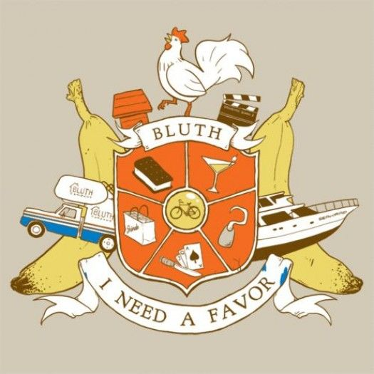 The Bluth Family Crest (Arrested Development)