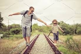 Image result for father and son happy