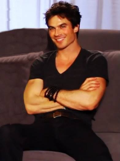 Michelangelo should be alive to carve a statue of Ian so people in the future will know what perfection looks like.