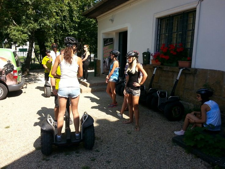 Off road segway tour with BP Reality