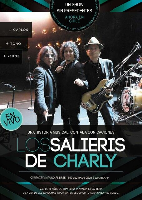 Los Salieris de Charly (Banda Rock)