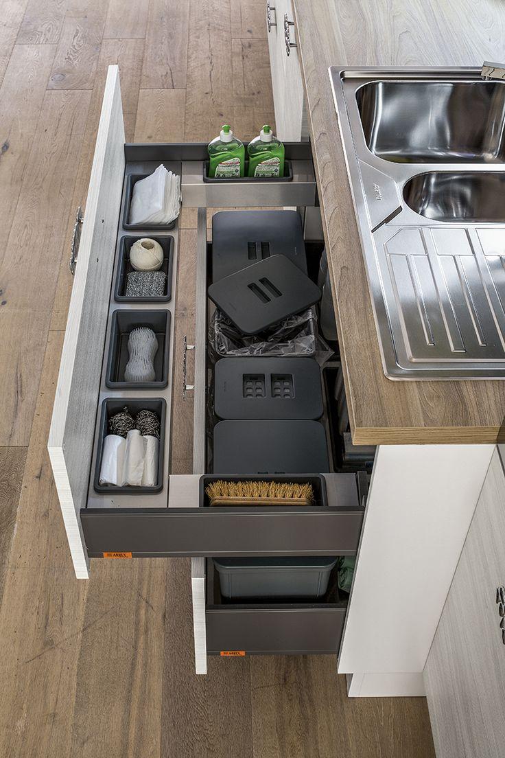 1000 idee su cassetti della cucina su pinterest idee - Cassetti per cucina ...
