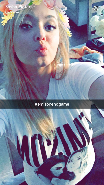 Sasha EMISON shirt