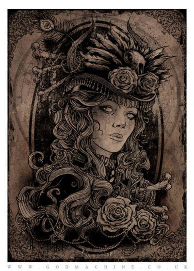 Steampunk artwork - what is Steampunk???