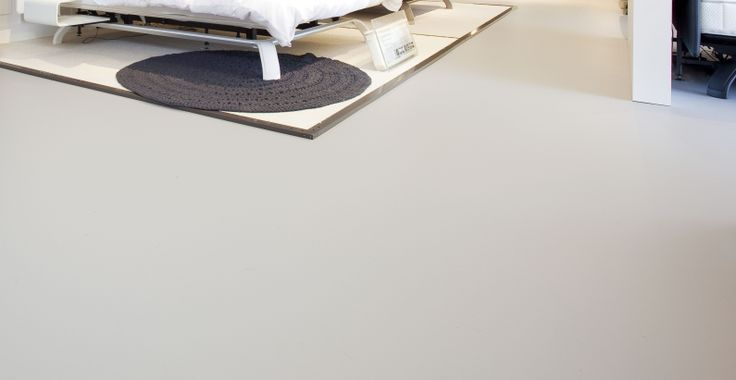 Marmoleum - beton look - Piet Boon - concrete