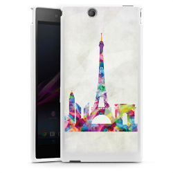 Jesus Can Slide for Silicone Case (white) for Sony Xperia Z Ultra by DeinDesign™