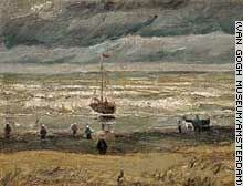 FBI — View of the Sea at Scheveningen stolen  --also see WikiArt.org