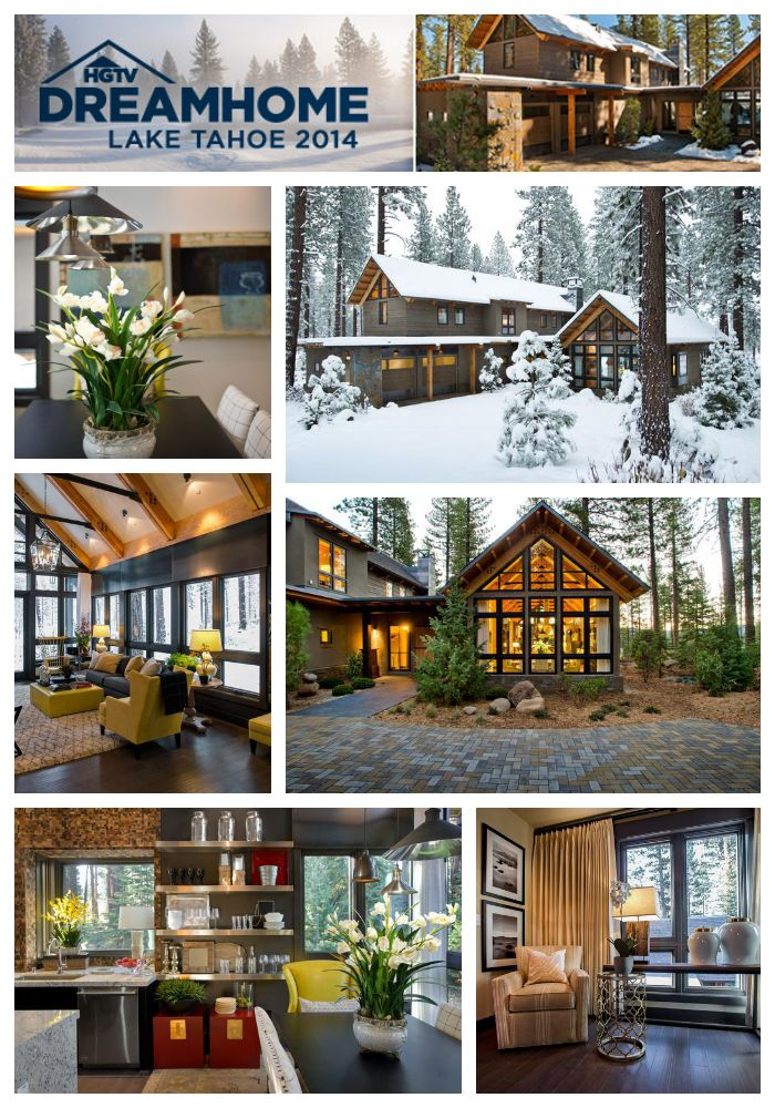 Dream Home 2014 special, January 1 at 8pm ET on HGTV. See more photos