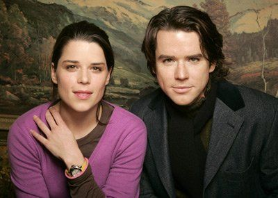 Neve Campbell and Christian Campbell at event of Reefer Madness: The Movie Musical (2005)