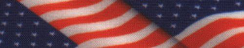 Croakies Original USA American Flag Print XL, Usa Flag