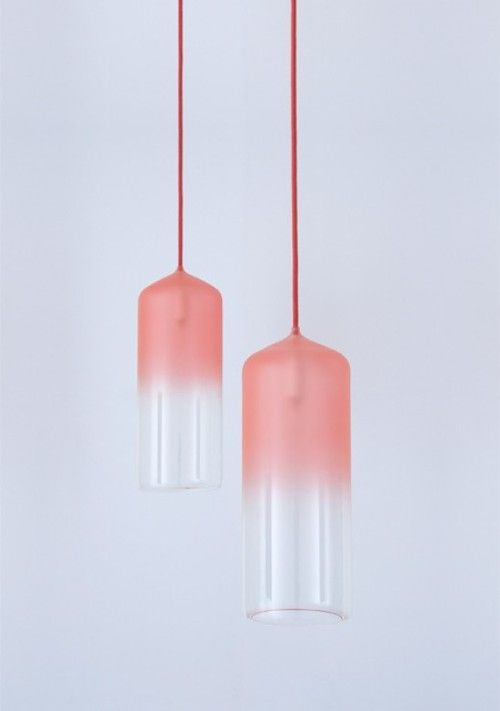 Gradient Lamps By Studio WM