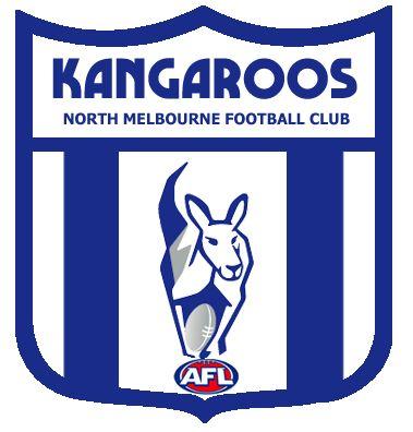 North Melbourne Football Club Logo | Portfolio - Modernized VFL Shield Logos | BigFooty AFL Forum