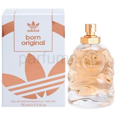 Adidas Originals Born Original, parfémovaná voda pre ženy 75 ml | parfums.sk