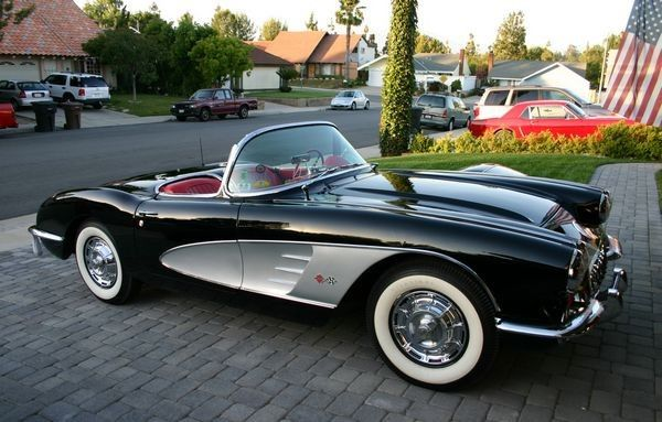 1960 Corvette Stingray