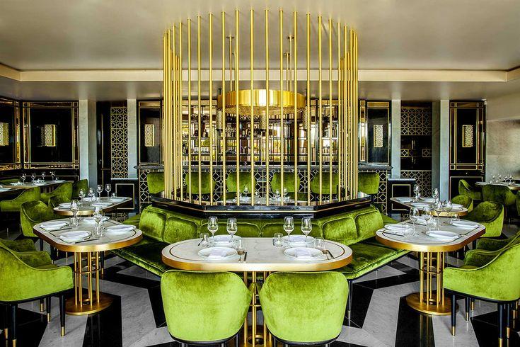 LOVE! Song Qi Chinese Restaurant Monaco by Alan Yau