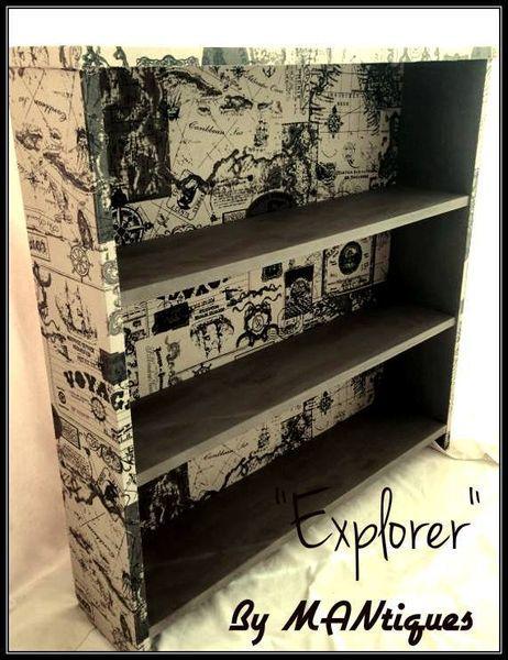 Super Funky Bookshelves