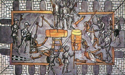 Fueron los aztecas quienes tuvieron la más fuerte personalidad política y social en el México prehispánico, además de ser el pueblo que ejerció el más vigoroso dominio sobre otros grupos. Su civilización se desarrolló sobre una organización social y económica muy evolucionada y con una compleja religión politeísta.