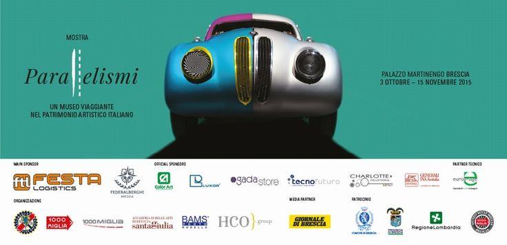 Fino al 15 Novembre a Palazzo Martinengo una visione artistica e moderna della corsa più bella del mondo.