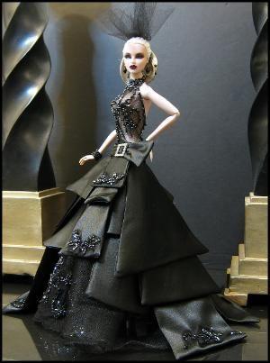 Beautiful OOAK Barbie