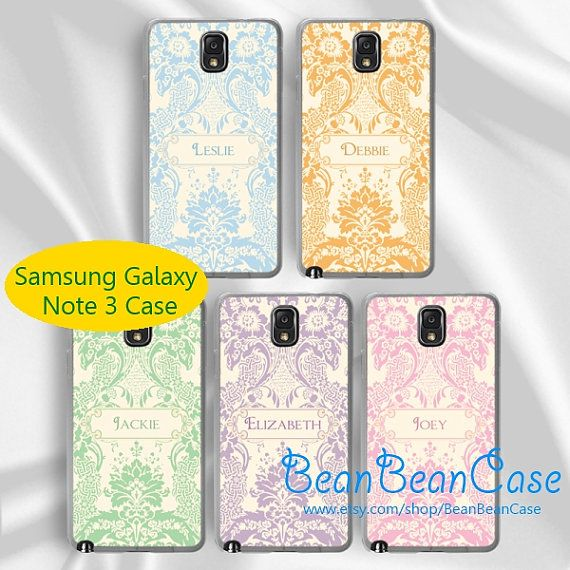 Samsung Note 3 Case Cover Phone Case Thanksgiving by BeanBeanCase, $14.99