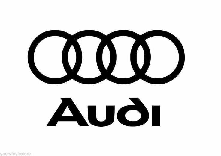 Group Of Car Logo And Audi