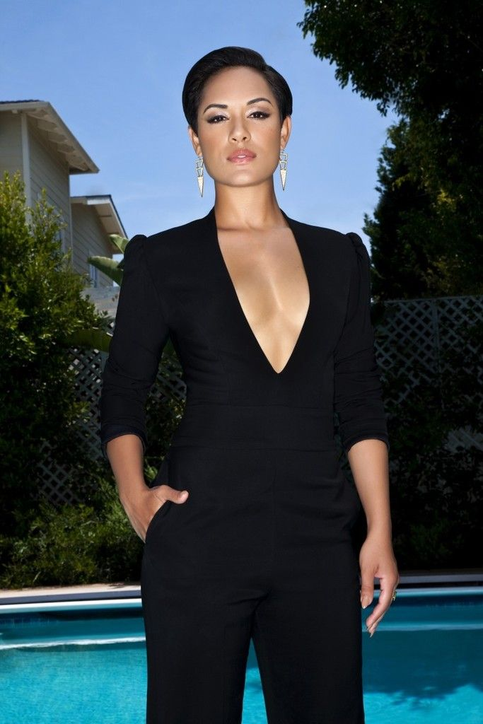 Grace Gealey - Another simple relaxed hairstyle