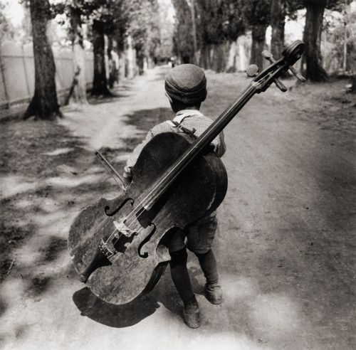 Gypsy boy, Hungary, 1931