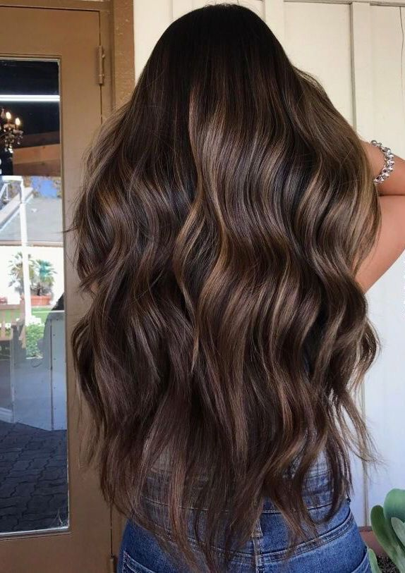 Amazing Chocolate Hair Color Blends To Try In Year 2020 Voguetypes In 2020 Hair Color Chocolate Beautiful Hair Color Brown Brown Hair Trends