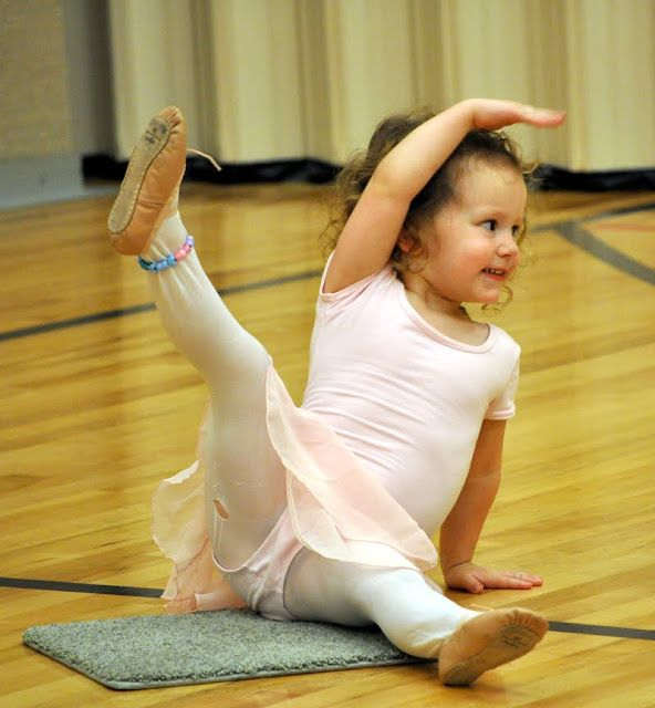 images of little girls dancing | Never Without: Dancing to ...