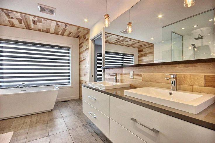 bathroom, salle de bain, douche, bain, vanité, salle de bain contemporain, design