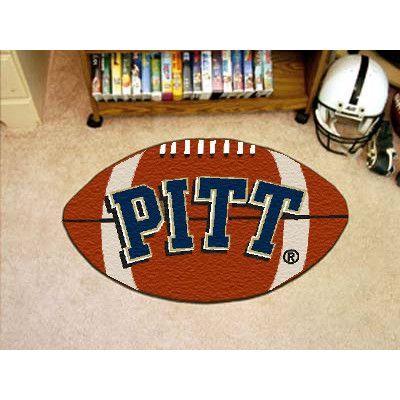 FANMATS NCAA University of Pittsburgh Football Mat