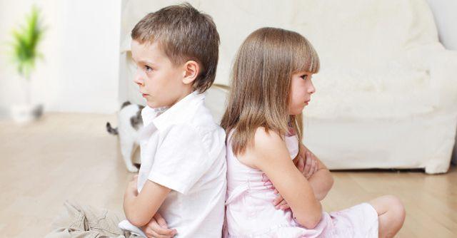 Sibling Rivalry | Fabic