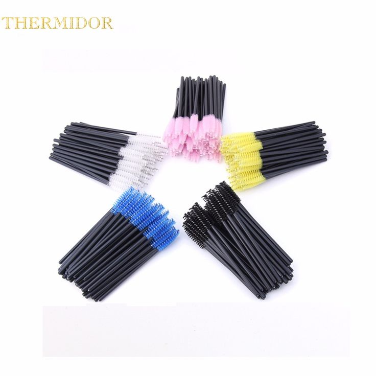 1 Box Individual Eyelash Remover Individual Lash Glue Removing Makeup Tools Microbrush For Cilia Remover Lashes Accessories BK1  4 orders