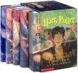 Harry Potter Hardcover Boxed Set, Books 1-5