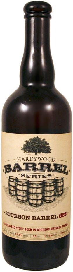 Hardywood Bourbon GBS (Gingerbread Stout)