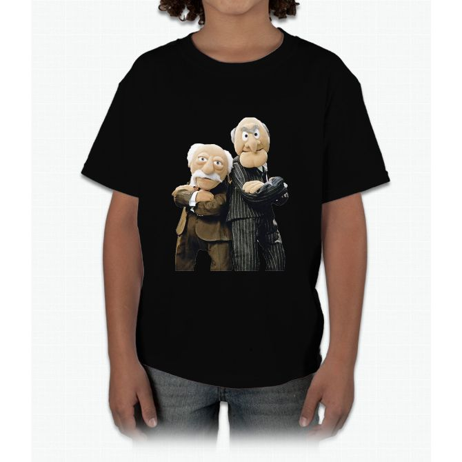 Statler and Waldorf Young T-Shirt